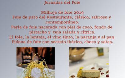 III Jornadas del Foie