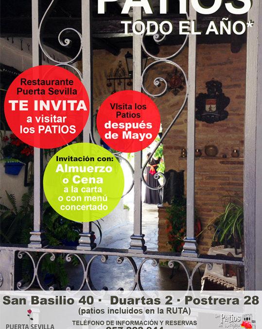 Patios Cordobeses en Puerta Sevilla
