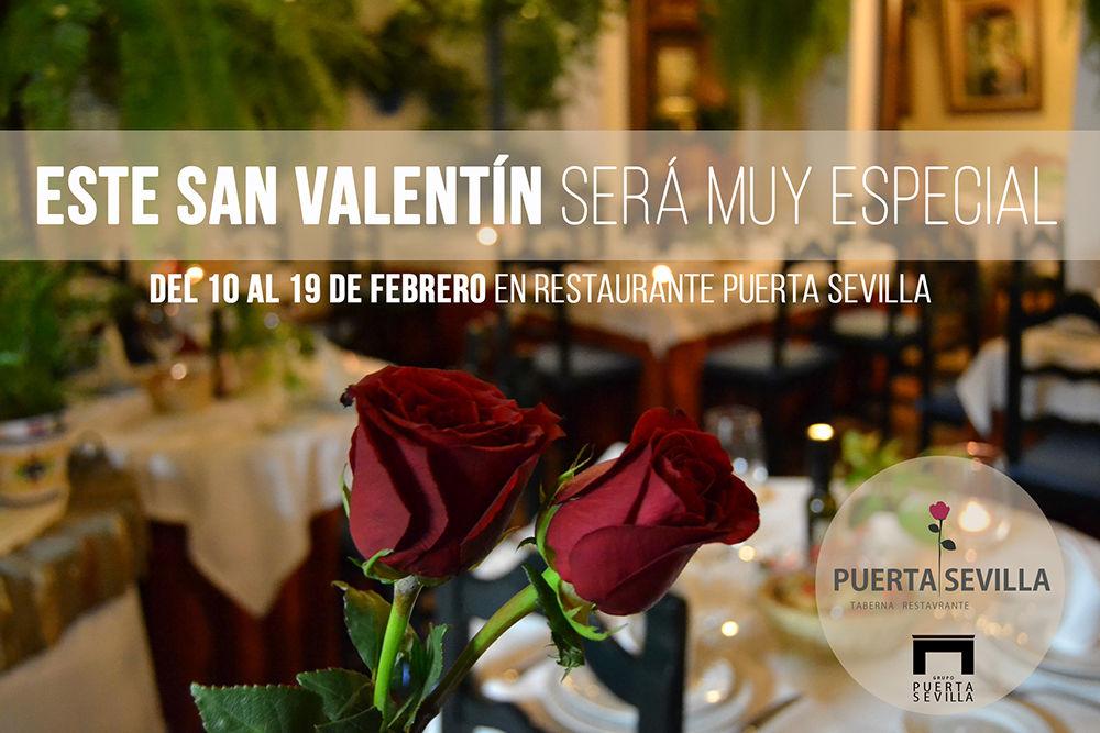 San Valentín en Puerta Sevilla